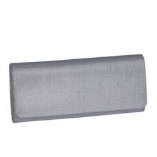 Pink Paradox Light Handbag - Silver - Silver Glitter Mesh