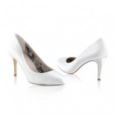 Perfect Bridal Darci Shoes - Ivory - Euro 40 (UK 6.5 / 7, US 9)
