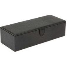 Wolf Blake 5 Piece Black Watch Box 305558