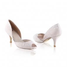 Perfect Bridal Corinne Shoes - Blush - Blush - Euro 38 (UK 5, US 7.5)