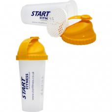 More Mile Start Fitness 650ml Protein Shaker