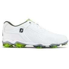 FootJoy Tour-S Golf Shoes- White/White - 7M