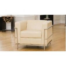 Brooklyn armchair ivory
