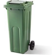 140 Litre Green Wheelie Bin