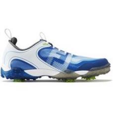 FootJoy Freestyle Golf Shoes - White / Electric Blue UK 7.5